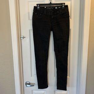 Miss Me Skinny Black Jeans